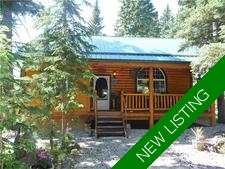 Recreational Cottage/Cabin for Sale House, Mountain View County, Bergen Springs Estates: 2 bedroom 600 sq.ft. (Listed 2017-06-30)