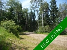 Country Residential, Recreational Land for sale,Rural Clearwater County: (Listed 2017-07-06)