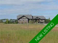 Acreage Rocky View County, Mountain View House for sale: 2 bedroom 2,070 sq.ft. (Listed 2018-06-15)