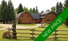 Agricultural land,Log House 80 Acres for sale: 5 bedroom 3,023 sq.ft. (Listed 2020-06-24)Mountian View County
