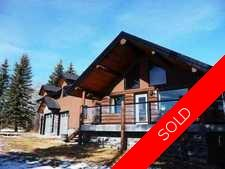 Water Valley Alberta Real Estate For Sale:  4 bedroom 2,171.96 sq.ft. Custom Log Home on 3 Acres, Triple Garage, Shop (Dogpound Area)  (Listed 2013-03-05)